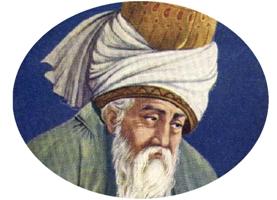 Rumi, portrait