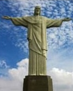 Jesus above Rio