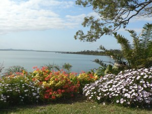 God's love through Floral Beauty by the Sea