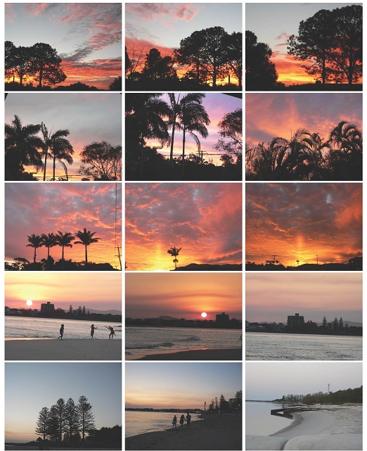 awesome sunsets